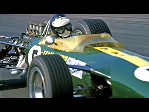 Jim Clark - The Quiet Champion - BBC4 Documentary 2009