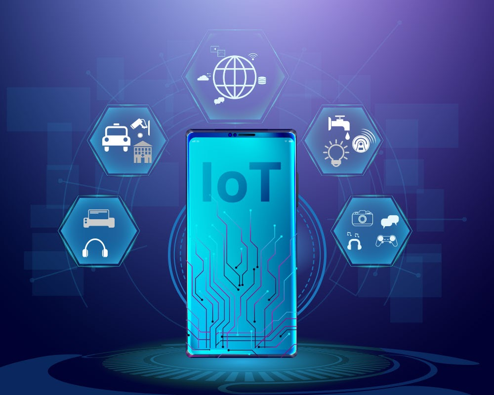 Top 12 IoT App Trends to Expect in 2021