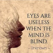 The truth is hidden in plain sight, but the conditioned mind rejects it.