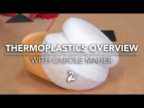 Types of Thermoplastics for Millinery