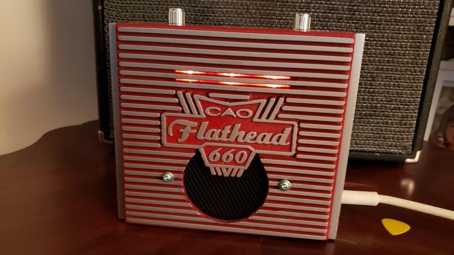 Flathead 660 MK-II