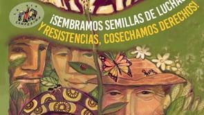 #EsTiempoDeTransformar - ¡Sembramos semillas de luchas y resistencias, cosechamos derechos!