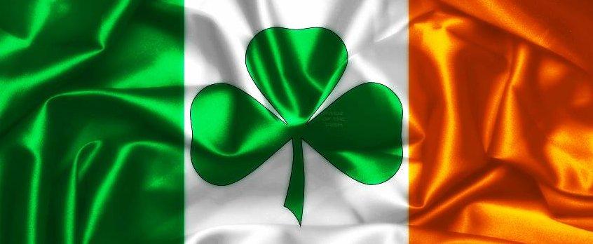 Irish Love and Pride.