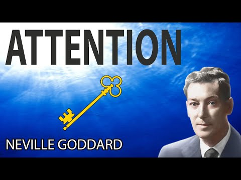 Where your attention goes... (Neville Goddard)