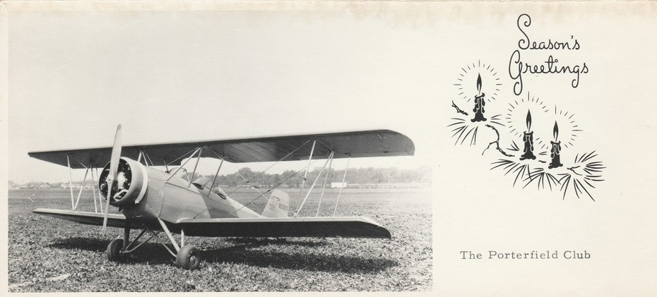 Porterfield-Greeting-Card-Porterfield-Turner-Advanced-Trainer-1939-small