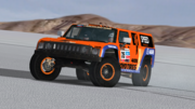 Hummer H3 (2013 Dakar Rally)