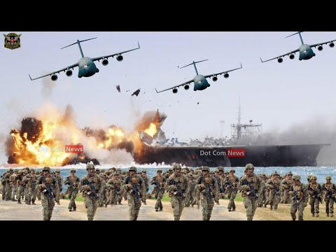 US vs China Today ( Aug 15, 2020 ) : US Military Attack China in the South China Sea