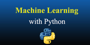 Machine Learning with Python (40%OFF)