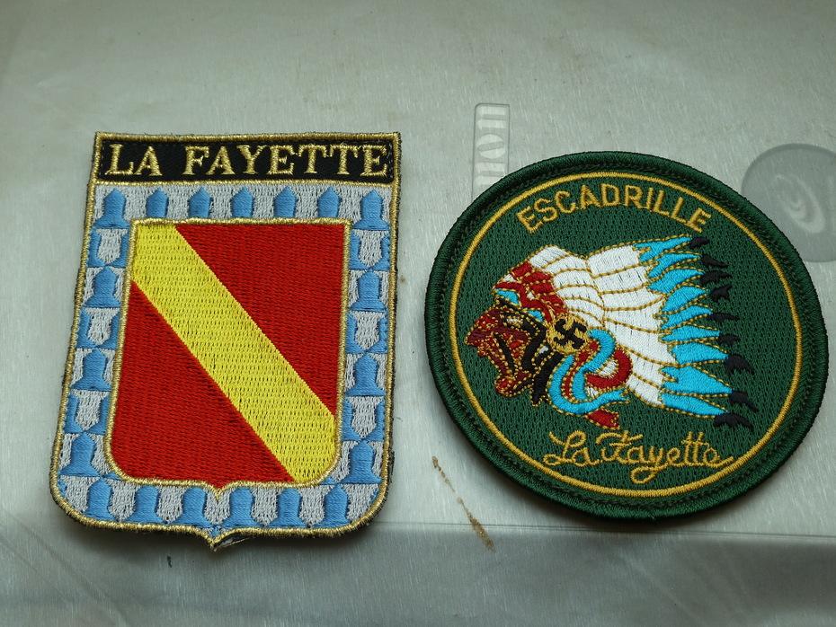 Escadrille de Chasse 2/4 Lafayette