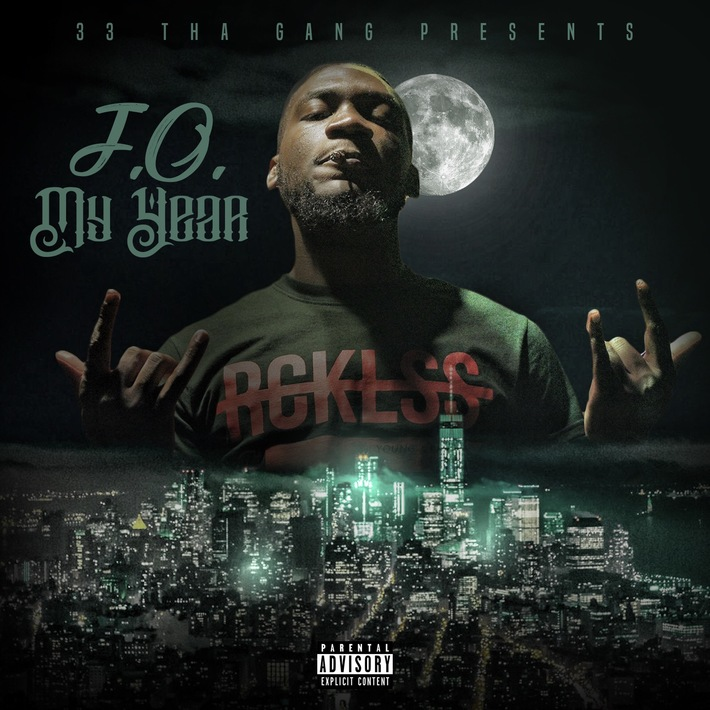J-O (@mrexit33) of 33 Tha Gang release his new mixtape
