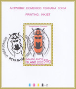 Domenico Ferrara Foria - Purpuricenus Lituratus