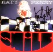 Katy Perry signed SMiLE cd