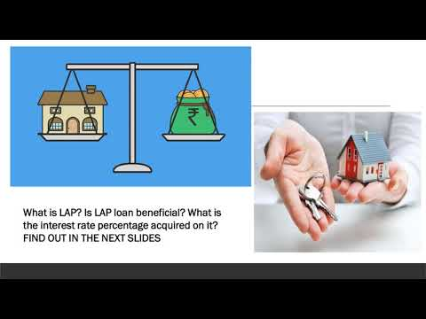 What is Loan Against Property - LAP & Its Checklist?