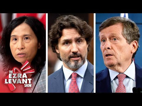 Rocco Galati's lockdown lawsuit: Ezra Levant interviews lawyer suing Trudeau,  Dr. Tam and more!