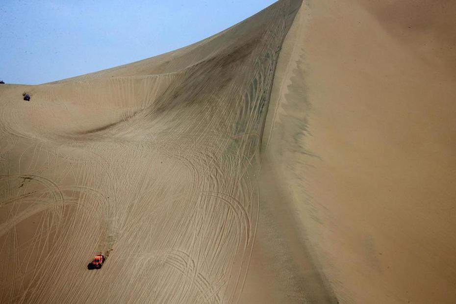 2019 Dakar Stage 9