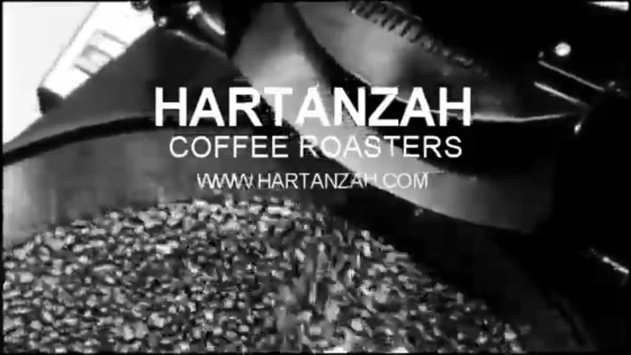 HARTANZAH HSR05DB 5Kg Gas Coffee Roasters installation