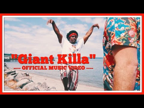 "Christian Rap | Bailey Jay the Rapper - ""Giant Killa"" feat. Taylor Martin 