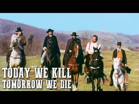 Today We Kill, Tomorrow We Die! | BUD SPENCER | Spaghetti Western | Old Cowboy Movie