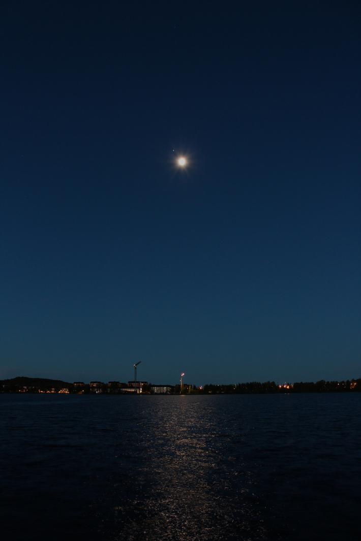 Mars & Månen
