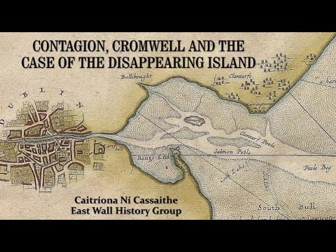 Contagion Cromwell and the Disappearing Island.