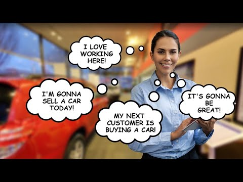 Be Always Positive - Daily Tips to Successfully Sell Cars at a Dealership