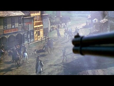 BLACK JACK [Robert Woods] [Full Spaghetti Western Movie] - English