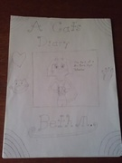 A Cat's Diary Outline Sketches
