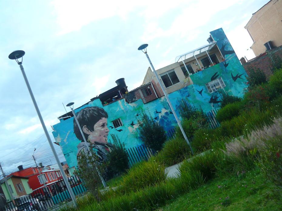 ...El Mural Mas Bello Que He Visto en Mi Vida ...O... 10