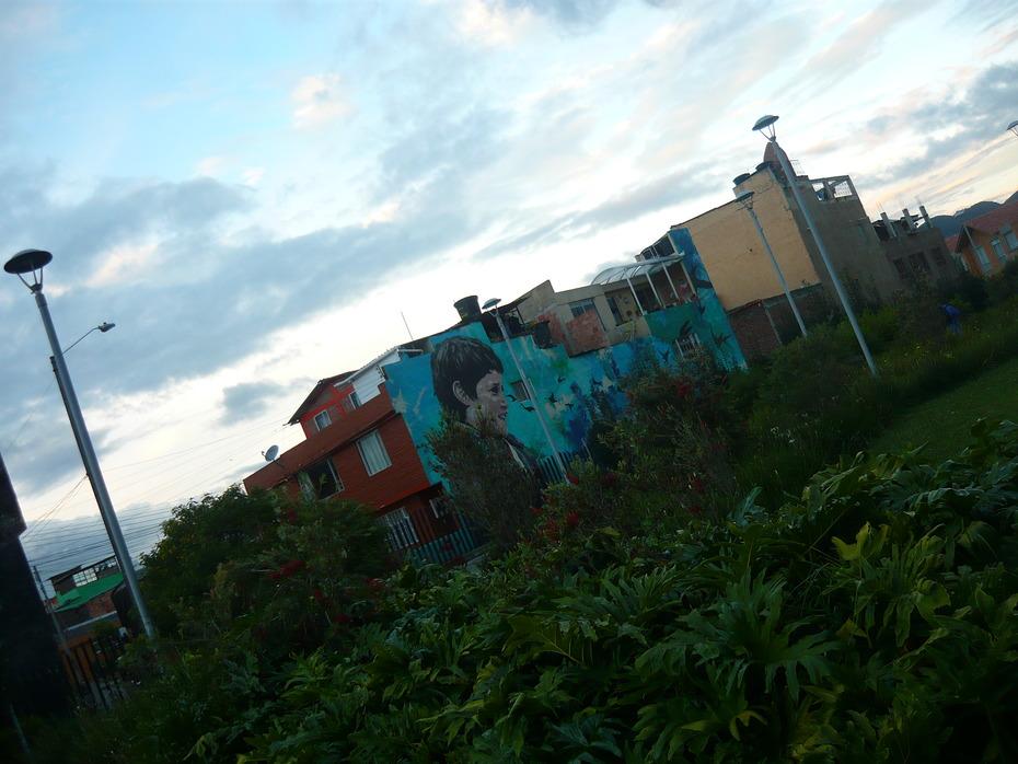 ...El Mural Mas Bello Que He Visto en Mi Vida ...O... 12
