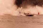 7-31-1983 Tri Cities Heat 1A Miss Budweiser, Atlas Van Lines   4