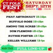 CT Folk virtual Folk Fest