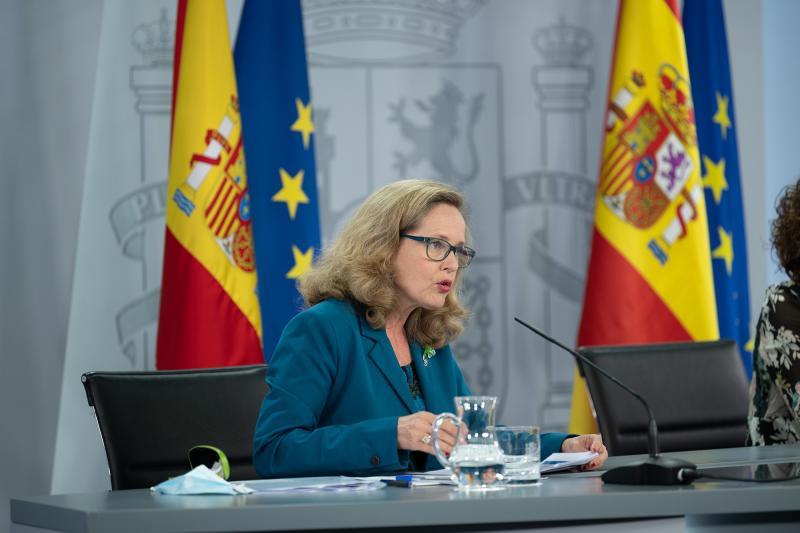 Calviño apunta al 15 de octubre como punto de referencia para tener listos los Presupuestos
