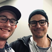With josh hartnett in mpls january 2019