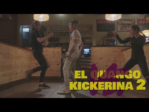 El Quango vs. Kickerina 2 (bust at 3:06)