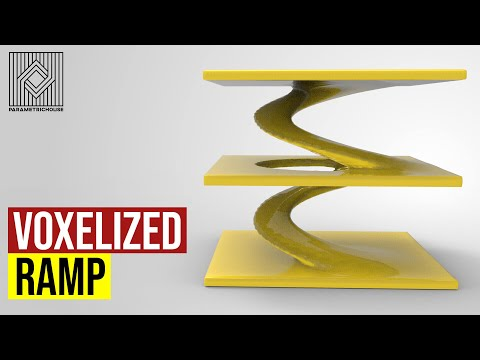 Voxelized Ramp