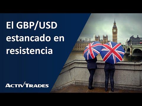 Video Análisis: El GBP/USD estancado en resistencia