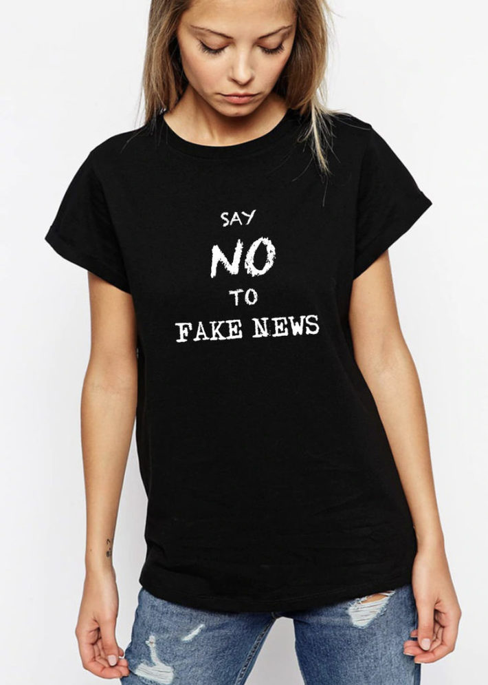 Fake News,Your clothes, your body, your truth