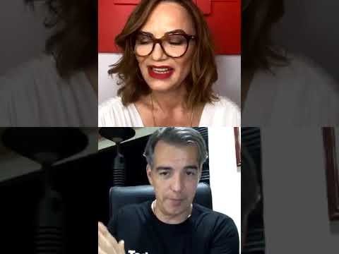 LIVE: Luiza Brunet e Casé Fortes - CRIMES DE PEDOFILIA