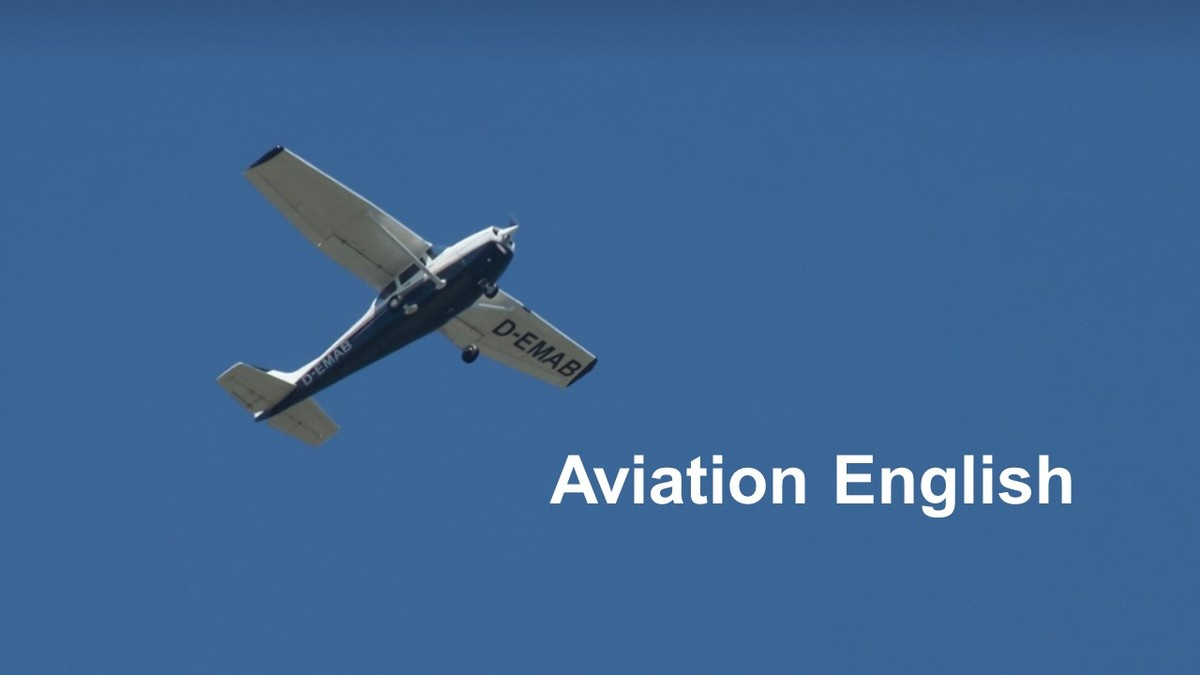 Aviation English: Why it's Important for Airborne Sensor Operators to Speak English