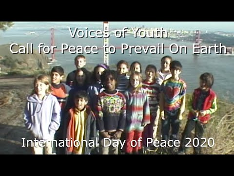Peace Pals International - International Day of Peace 2020 Messages