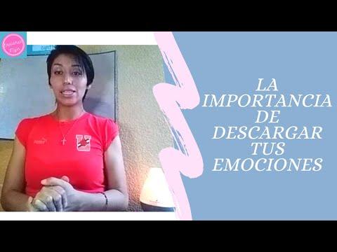 La importancia de descargar tus emociones