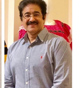 Sandeep Marwah Chaired National Meeting of Footvolley Association of India