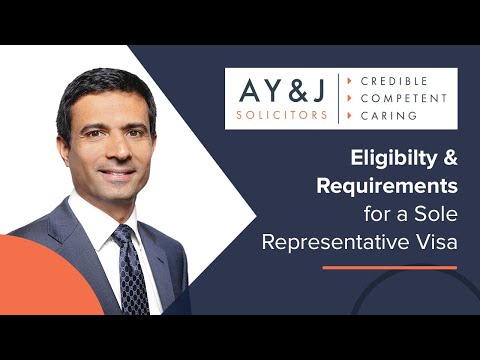 Representative of an Overseas Business Visa UK - Eligibility & Requirements | A Y & J Solicitors