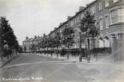 Carlingford Road, West Green, c1905