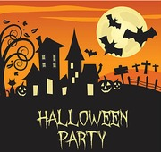 Halloween Movie and Game Party