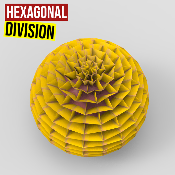 Hexagonal Division