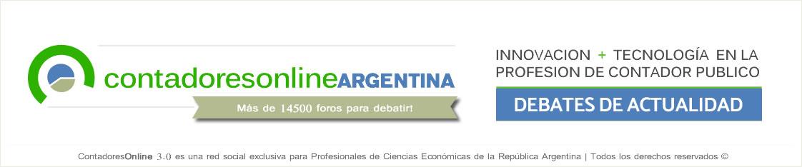 Contadores Online Logo