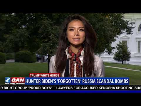 Hunter Biden's 'forgotten' Russia scandal bombs