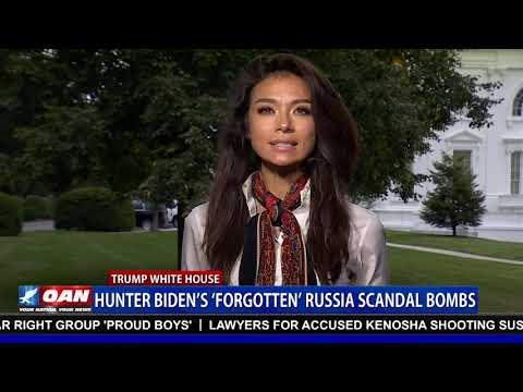 Hunter Biden's 'forgotten' Russia scandal bombs