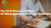 research topics for phd in management